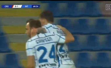 Interi kalon në avantazh ndaj Crotones (VIDEO)