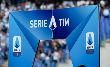 Caktohen datat dhe ora e javës së fundit në Serie A (FOTO LAJM)