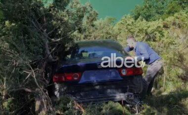 Gjendet një makinë e hedhur anës Liqenit të Shkopetit, për çfarë dyshohet se është përdorur