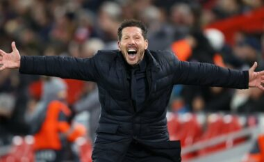 Simeone rinovon kontratën me Atleticon, kërkon Lautaron dhuratë