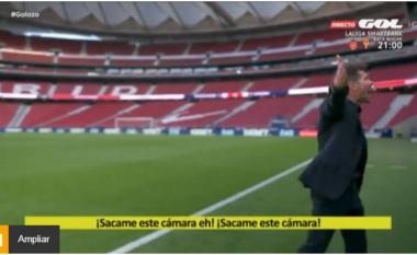 """""""Mos e kthe kokën prapa"""", si i motivoi lojtarët Simeone në përmbsyjen ndaj Osasunës (FOTO LAJM)"""