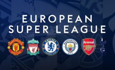 Pjesë e themelimit të Superligës, 6 skuadrat e mëdha angleze nën hetim nga federata britanike