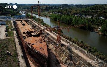 Kinezët po e rindërtojnë Titanikun origjinal, do të përdoret për atraksion turistik