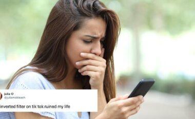 Po bëhet viral, por ky filtër i TikTok po dëmton shëndetin mendor të njerëzve