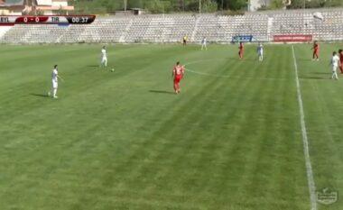 Mbyllet në barazim pa gola ndeshja mes Bylisit dhe Tiranës, rezultati nuk kënaq askënd