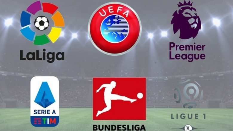 Ligat e mëdha evropiane reduktojnë numrin e skuadrave (FOTO LAJM)