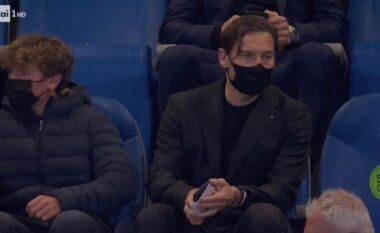 U ofendua nga tifozët e Juventusit? Totti e mohon dhe dëshmon të kundërtën