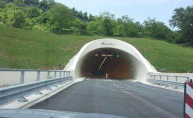 Kufizohet lëvizja në këtë orë në tunelin e Krrabës, ARRSH jep njoftimin e rëndësishëm për shoferët