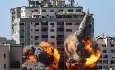 Turqia ofron ndihmë pasi zyrat e medias në Gaza u shkatërruan nga sulmet izraelite