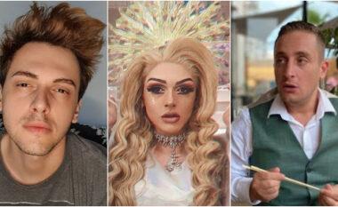"""Quajti publikisht kolegun e tij """"gay"""", reagon sërish Rezart Veleshnja: Unë një cop aktori jam!(VIDE0)"""