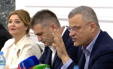 Grupimi për PD prezanton dy kandidatët që do të sfidojnë Bashën në zgjedhjet për kryetar