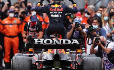 F1/ Verstappen fiton Çmimin e madh të Monaco-s dhe merr kryesimin