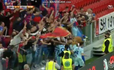 Zhbllokohet sfida, Skënderbeu-Vllaznia (VIDEO)