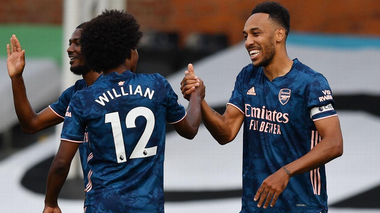 Jo vetëm David Luiz, edhe William largohet në verë nga Arsenali