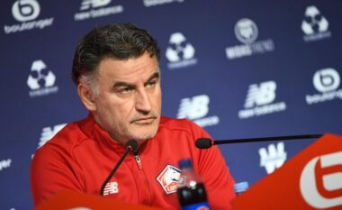 Shpalli kampion Lille dhe u largua, Galtier zbulon mesazhin e De Laurentis: Napoli po më thërret