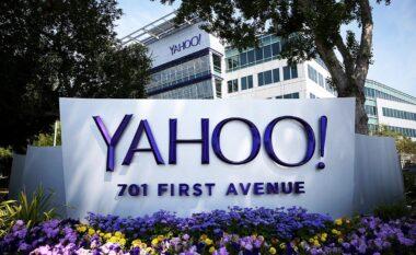 Bëhet një pazar i madh në botën teknologjike, shitet Yahoo