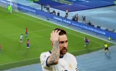 Shikoni momentin kur lojtari i Kilit turpëron Messin (VIDEO)