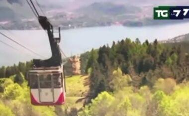 Dalin pamjet e rrëzimit të teleferikut në Itali ku humbën jetën 14 persona (VIDEO)