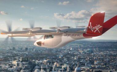 Virgin Atlantic së shpejti me taksi fluturuese