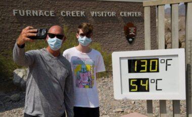 Temperaturat arrijnë 54 gradë, Kalifornia shpall gjendjen e jashtëzakonshme