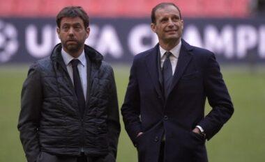 Frike te Juventus, emri i Allegrit del në hetimin për pastrim parash, lidhje me Ndrangheta