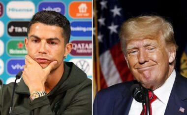 HISTORIA/ Biznesi shkatërrues i Cristiano Ronaldos për shkak të Donald Trump (FOTO LAJM)
