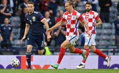 Modric spektakolar, Kroacia kalon sërish në avantazh ndaj Skocisë (VIDEO)