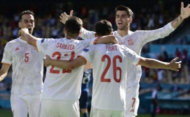 Ka sërish gol në ndeshjen Sllovaki-Spanjë (VIDEO)