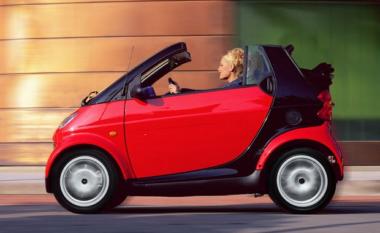 Historia e makinës Smart (FOTO LAJM)