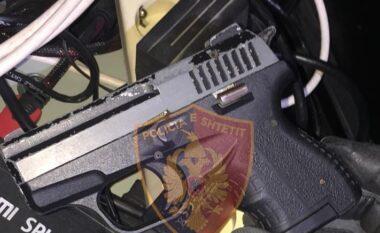 Me armë pa leje në vendin e punës, arrestohet 26-vjeçari në Tiranë