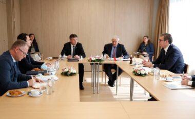 U takua me Vuçiç për dialogun Kosovë-Serbi, reagon Kurti