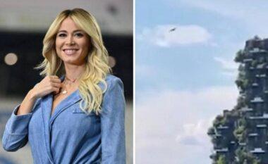 """Diletta Leotta e spiunuar nga dronët, ajo i kap """"mat"""" dhe i publikon në Instagram (VIDEO)"""