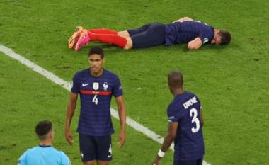 Pavard zbulon se ishte pa ndjenja për 15 sekonda ndaj Gjermanisë (FOTO LAJM)