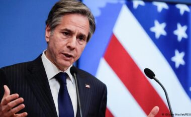 """Berisha """"non grata"""" nga SHBA, reagon për herë të parë Sekretari i Shtetit Antony Blinken"""