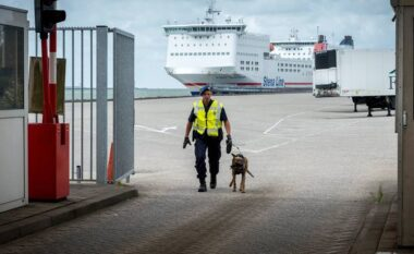 Donin të iknin në Angli, qeni i kufirit shkatërron ëndrrën e shqiptarëve