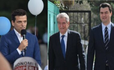 Fotoja e ditës! Demokrati nuk voton as Bashën e as Shehaj por për Sali Berishën (FOTO LAJM)