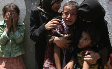 Niveli i lartë i traumës tek fëmijët palestinezë pas luftimeve