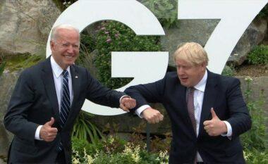 Samiti i G7, Biden ka një dhuratë të veçantë për kryeministrin Johnson (FOTO LAJM)