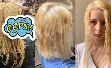 Ju janë shkatërruar flokët nga dekolorimi? Sekretin e gjeni në kuzhinë, provoni këto maska