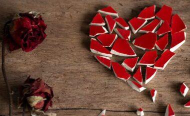 Shkencëtarët zbulojnë se si lidhet sindroma e zemrës së thyer me vdekjen e parakohshme