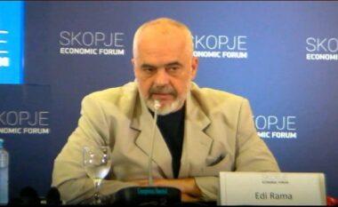 Gazetarja greke e pyet për marrëdhëniet me Turqinë, Rama: Mos jeni xheloze?