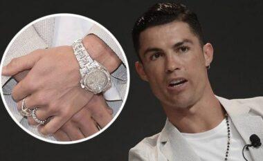 Cristiano Ronaldo është pronar i orës më të shtrenjtë në histori (FOTO LAJM)