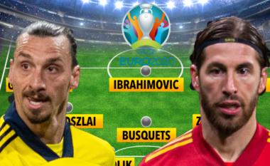 """Formacioni me top lojtarët që nuk do marrin pjesë në """"Euro 2020"""" shkaku i lëndimeve (FOTO LAJM)"""