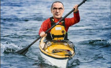 Mos i humbisni: Sarri te Lazio, shikoni super memet në rrjetet sociale (FOTO LAJM)