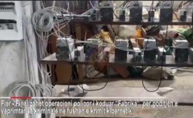 Skemë mashtrimi me prodhimin e kriptovalutave, duke shmangur detyrimet ndaj shtetit dhe vidhnin energji, 1 i arrestuar dhe 1 në kërkim