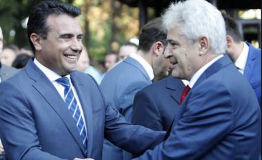 Zaev e Ahmeti të gatshëm për koalicion! Sela sfidon partitë shqiptare në pushtet (VIDEO)