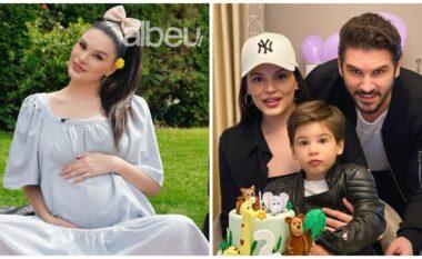 """""""Mirëserdhe në jetë Alina"""", Almeda dhe Tolgahan bëhen prindër për herë të dytë (FOTO LAJM)"""