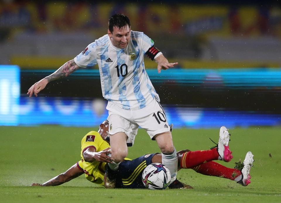 Copa America: Ndiqeni LIVE Argjentinë-Kili