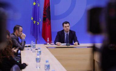 Basha: Jemi të vendosur dhe do vazhdojmë të bashkuar betejën kundër regjimit Rama-Doshi (VIDEO)