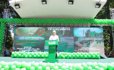 BDI do të fokusohet në mjedisin jetësor! Ahmeti: Atë që e themi edhe e realizojmë (VIDEO)